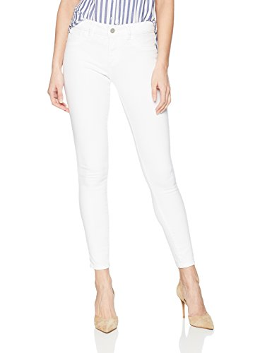 Women's Angel Instasculpt Cigarette Jean, White, 28