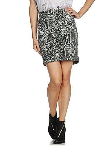 DIESEL O-Aude-C Skirts Black/White