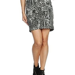 DIESEL O-Aude-C Skirts Black/White