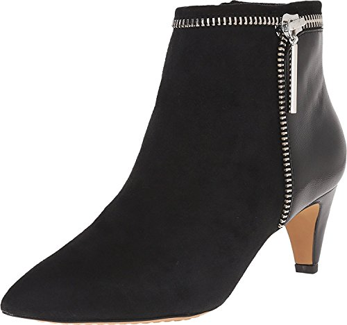 French Connection Women's Kordelle Bootie, Black, Size 5.5