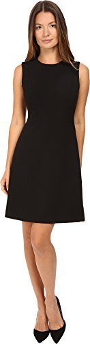 Kate Spade New York Women's Sicily Dress Black 8