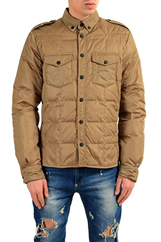 Moncler Men's Trugberg Lightly Insulated Down Parka Jacket Sz 3 US M