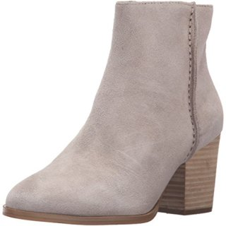 French Connection Women's Banji Ankle Bootie, Earth, 37 EU/7 M US