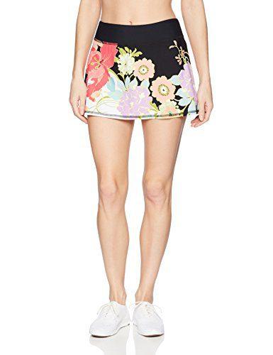 Trina Turk Recreation Women's Royal Gardensports Skirt, Multi, Small
