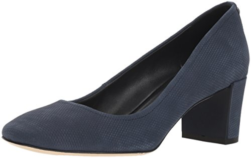 Donald J Pliner Women's Corin-03 Pump, Navy, 6 B US