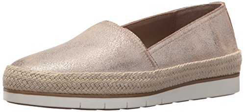 Donald J Pliner Women's Palm Sneaker, Taupe Metallic, 8 Medium US