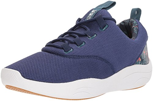 AND1 Men's TC Trainer 2 Basketball Shoe, Peacoat/Tropical Print/Gum, 10.5 M US