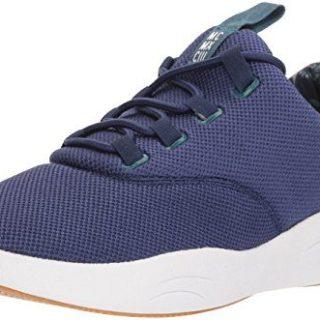 AND1 Men's TC Trainer 2 Basketball Shoe, Peacoat/Tropical Print/Gum, 10.5 M US