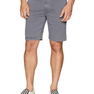 PAIGE Men's Thompson Short Shorts, Blue Haze, 30