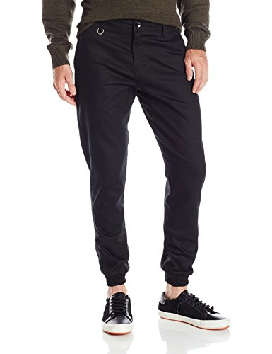 Publish Brand INC. Men's Jogger Pant, Black, 36