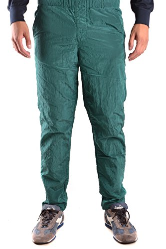 Stone Island Men's Green Polyamide Pants