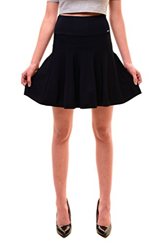 Diesel Women's Authentic M-Smalt Skirt Navy Size 28