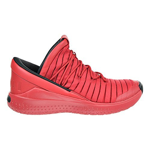 Jordan Mens Flight Luxe Gym RED Black Gym RED Size 12