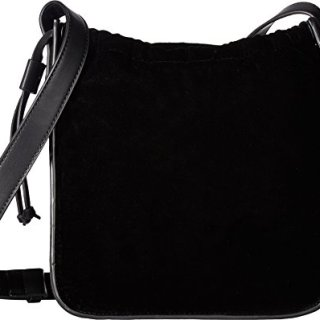 French Connection Women's Dane Crossbody Black Crossbody Bag