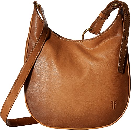 Frye Women's Madison Crossbody Tan One Size