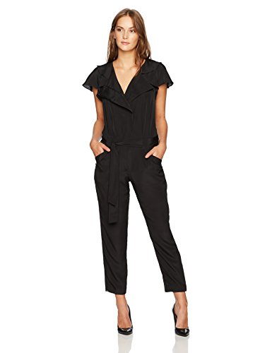 Ted Baker London Women's Steffea Jumpsuit, Black, 3