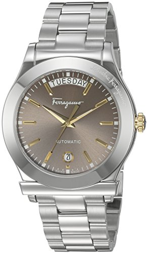 Salvatore Ferragamo Men's Limited Edition Swiss Made Automatic Watch