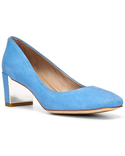 Donald J Pliner Women's CORIN2 Pump, Denim, 10 Medium US