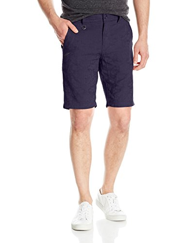 Publish Brand INC. Men's Braedon Short, Navy, 32