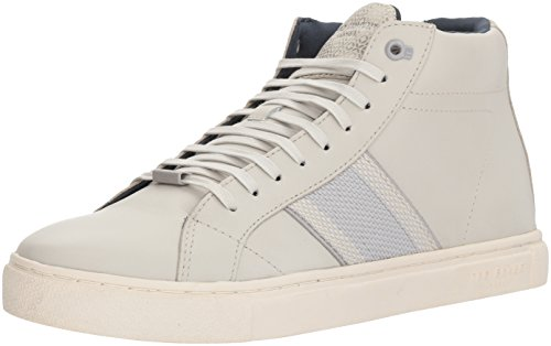 Ted Baker Men's Cruuw Sneaker, White, 7 D(M) US