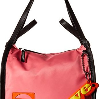 Marc Jacobs Women's Nylon Sport Tote, Coral, One Size