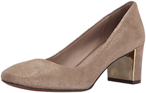 Donald J Pliner Women's Corin Pump, Bronze, 8 M US
