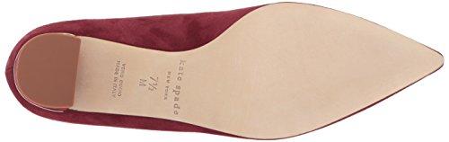 8cc61ce31e83 Home / Shop / Women / Shoes / Pumps / Kate Spade New York Women's Milan Too  Pump, Deep Crimson, 7 M US