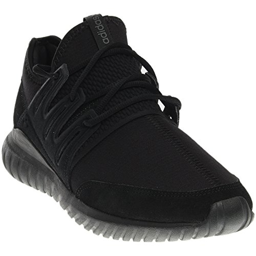MEN TUBULAR RADIAL ADIDAS BLACK GREY