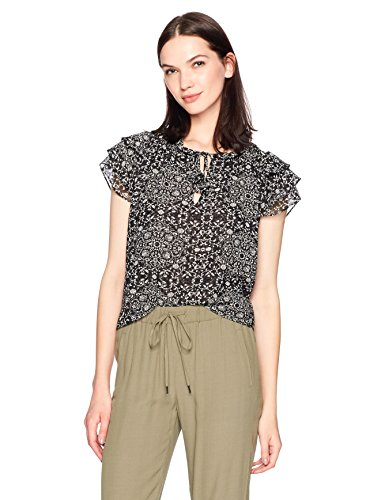Misa Women's Maria Top, MA2, Large