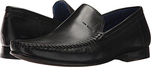 Ted Baker Men's Simeen 4 Black Leather 9.5 D US