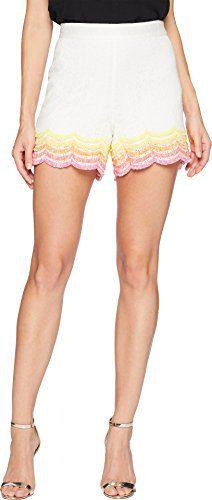 Trina Turk Women's Ferndale Shorts Multi 0 5