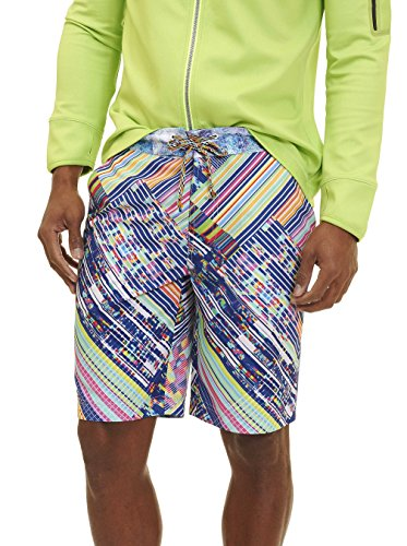 Robert Graham Universe Swim Trunks Multi 34