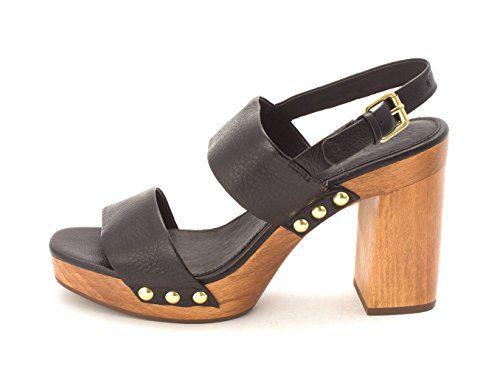 FRYE Womens Tori2 Band Sling Leather Open Toe Casual Slingback, Black, Size 11.0
