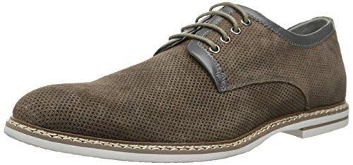 Joe's Jeans Men's Vests Slip-On Loafer, Grey, 10.5 M US