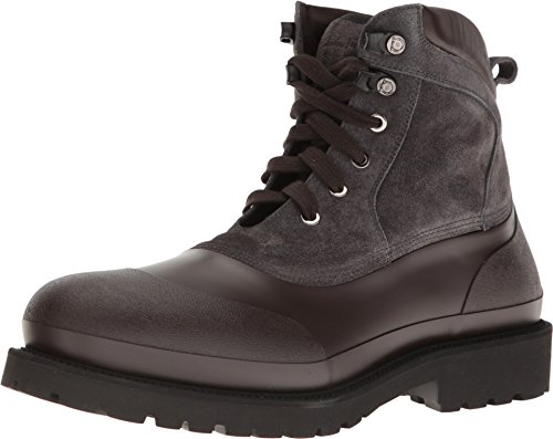 Salvatore Ferragamo Men's Forest Rain Boot T.Moro Shoe