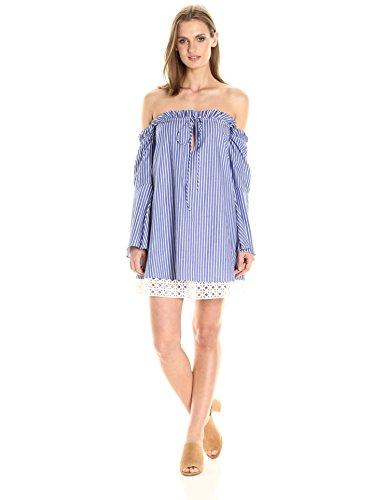 Dolce Vita Women's Delainey Dress, Blue, XS