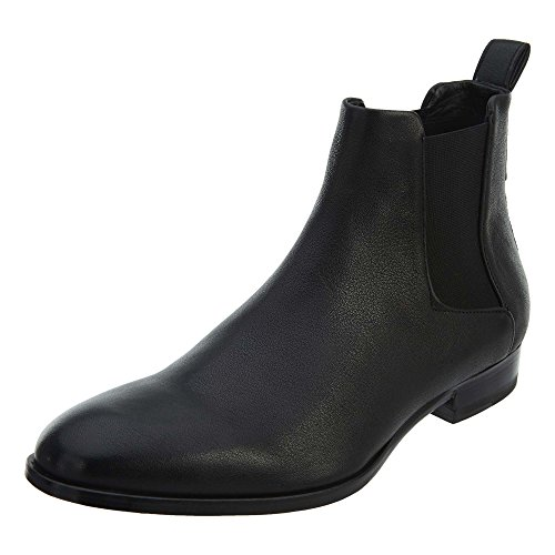Hugo Boss Boss Men's Cult Chelsea Boot by Hugo Black 8.5 D US