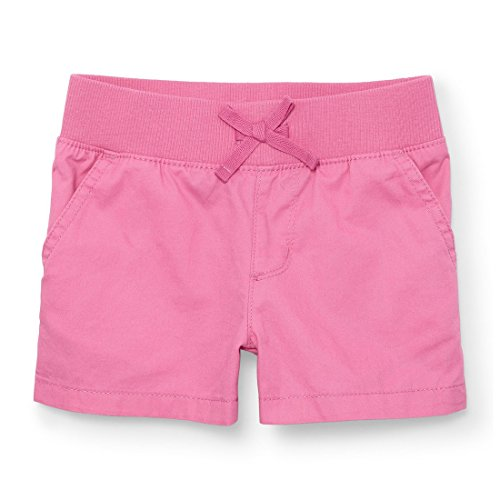 The Children's Place Big Girls' Solid Knit Waistband Short