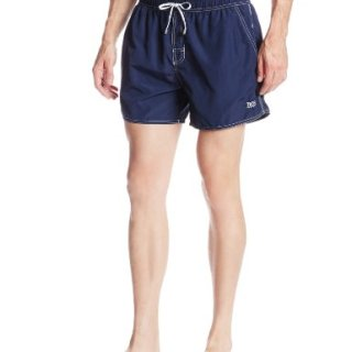 Hugo Boss BOSS Men's Lobster BM Swim Short, Navy, X-Large