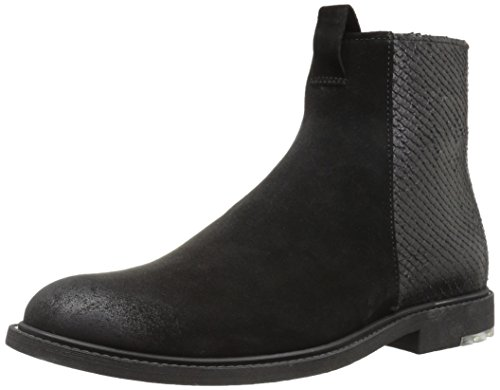 Hugo Boss BOSS Orange by Men's Cultural Roots Waxed Suede Leather Fashion Boot
