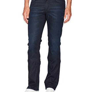 Hudson Jeans Men's Clifton Bootcut Zip Fly Jeans, Viral, 38