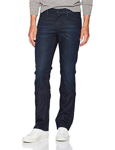 Hudson Jeans Men's Clifton Bootcut Zip Fly Jeans, Viral, 38