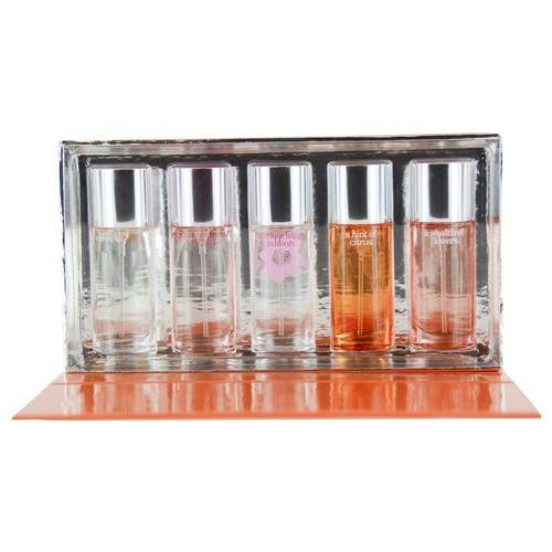 CLINIQUE A Little Happiness 5 Piece Gift Set Limited Eition, 1.1 Ounce