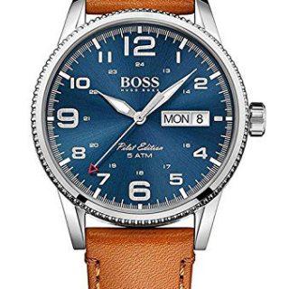 Hugo Boss Mens Analog Dress Quartz Watch (Imported)