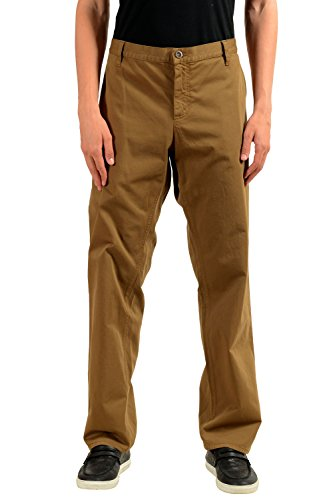 "Gucci ""Short Chino Men's Khakis Stretch Casual Pants US 42 IT 60"