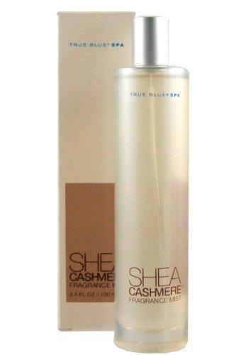 True Blue Spa SHEA CASHMERE Fragrance Mist 3.4oz from Bath & Body Works