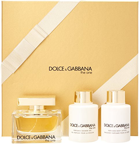The One Dolce & Gabbana 3 pc Gift Set For Women