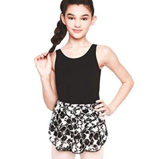 Capezio Girls Potpourri Skirts -Black and -S