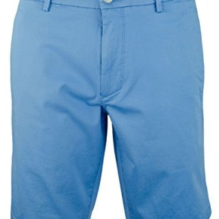 BOSS Green Men's Liem4-W Blue Shorts