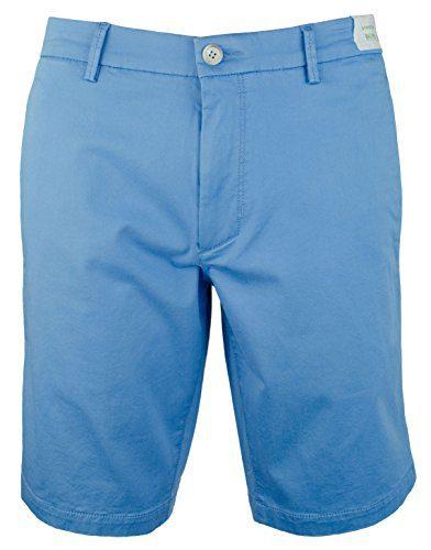 BOSS Green Men's Liem4-W Blue Shorts